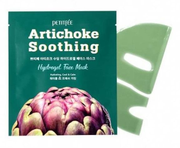 Artichoke Soothing Hydrogel Face Mask
