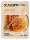 Secriss Pure Nature Mask Pack-Sweet honey