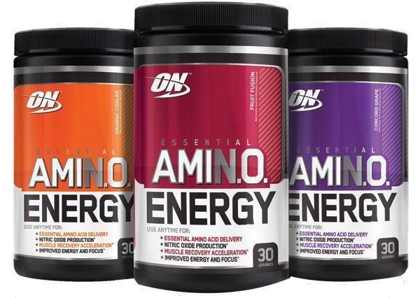 Essential amino energy купить спб