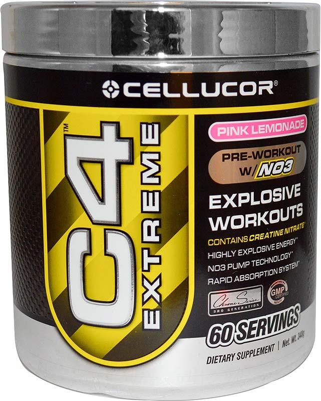 Предтреник Cellucor C4 Extreme купить с доставкой, цена 2 149 ₽, 348 г 93060635a2e