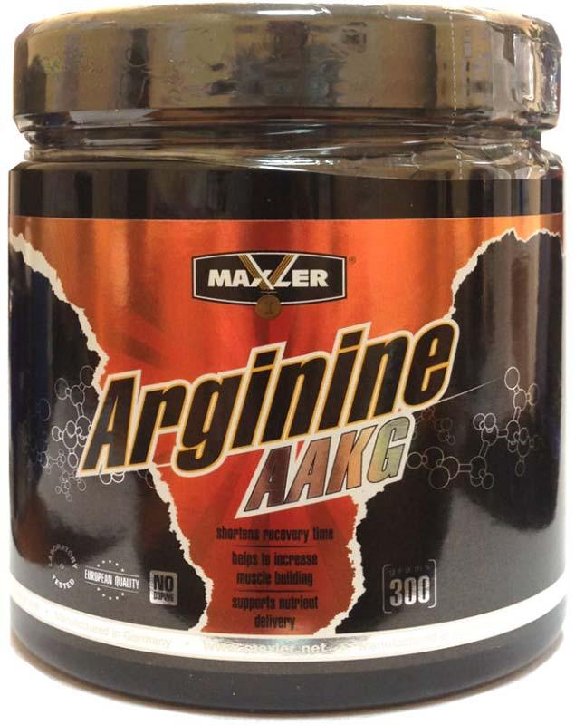 Arginine AAKG (Maxler EU) купить с доставкой, цена  1 169 ₽, вес  300 г 54da1ada6b8