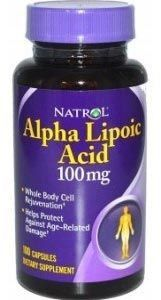 Alpha Lipoic Acid 100 мг
