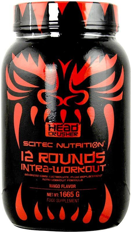 Head Crusher 12 Rounds Intra-Workout