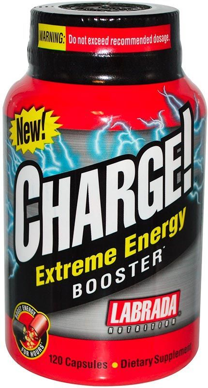 Charge! Extreme Energy Booster