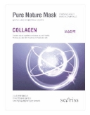 Secriss Pure Nature Mask Pack- Collagen