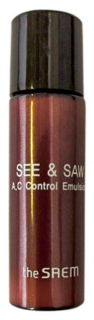 SEE & SAW AC Control Emulsion Sample