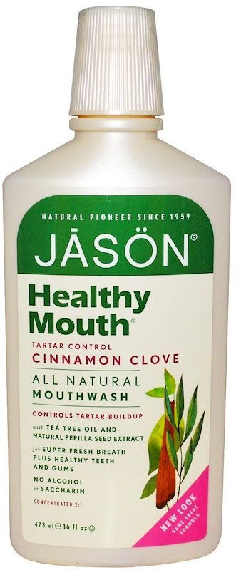 Healthy Mouthwash