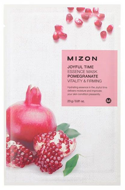 Joyful Time Essence Mask Pomegranate