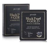 Black Pearl & Gold Hydrogel Mask Pack купить в Москве