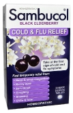Black Elderberry Cold & Flu Relief купить в Москве