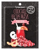 Cocktail Recipe Mask - Peach Crush