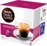 Dolce Gusto espresso 16 капсул
