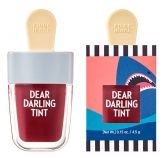 Dear Darling Water Gel Tint Ice Cream Shark Red