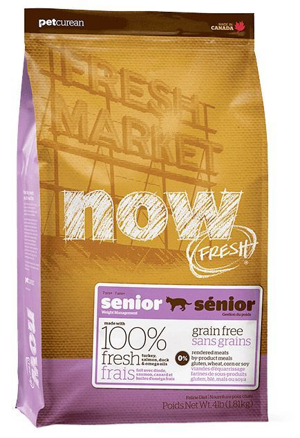 Senior Cat Recipe Grain Free