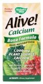 Alive! Calcium Bone Formula Max Absorption 1000 мг