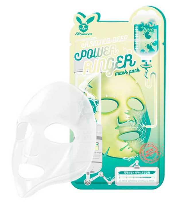 Deep Power Ringer Mask Pack Asiatica