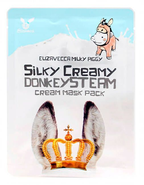 Silky Creamy Donkey Steam Cream Mask Pack купить в Москве