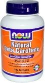 Natural Beta Carotene 25000
